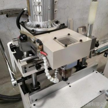 铝型材单头仿形铣床LXF-290X90